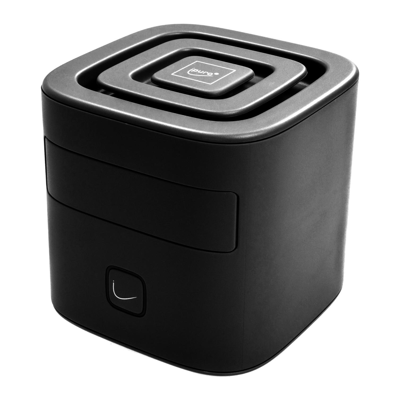 ipuro elektrischer raumbedufter cube plug in auto f r ipuro air pearls ebay. Black Bedroom Furniture Sets. Home Design Ideas