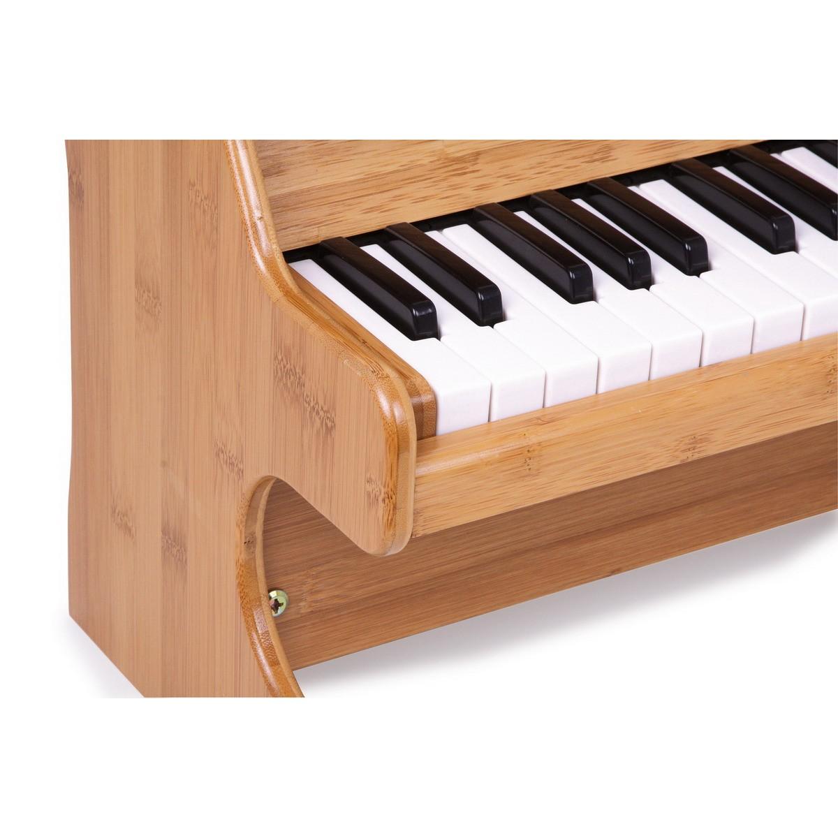 piano bambus elektri ni. Black Bedroom Furniture Sets. Home Design Ideas