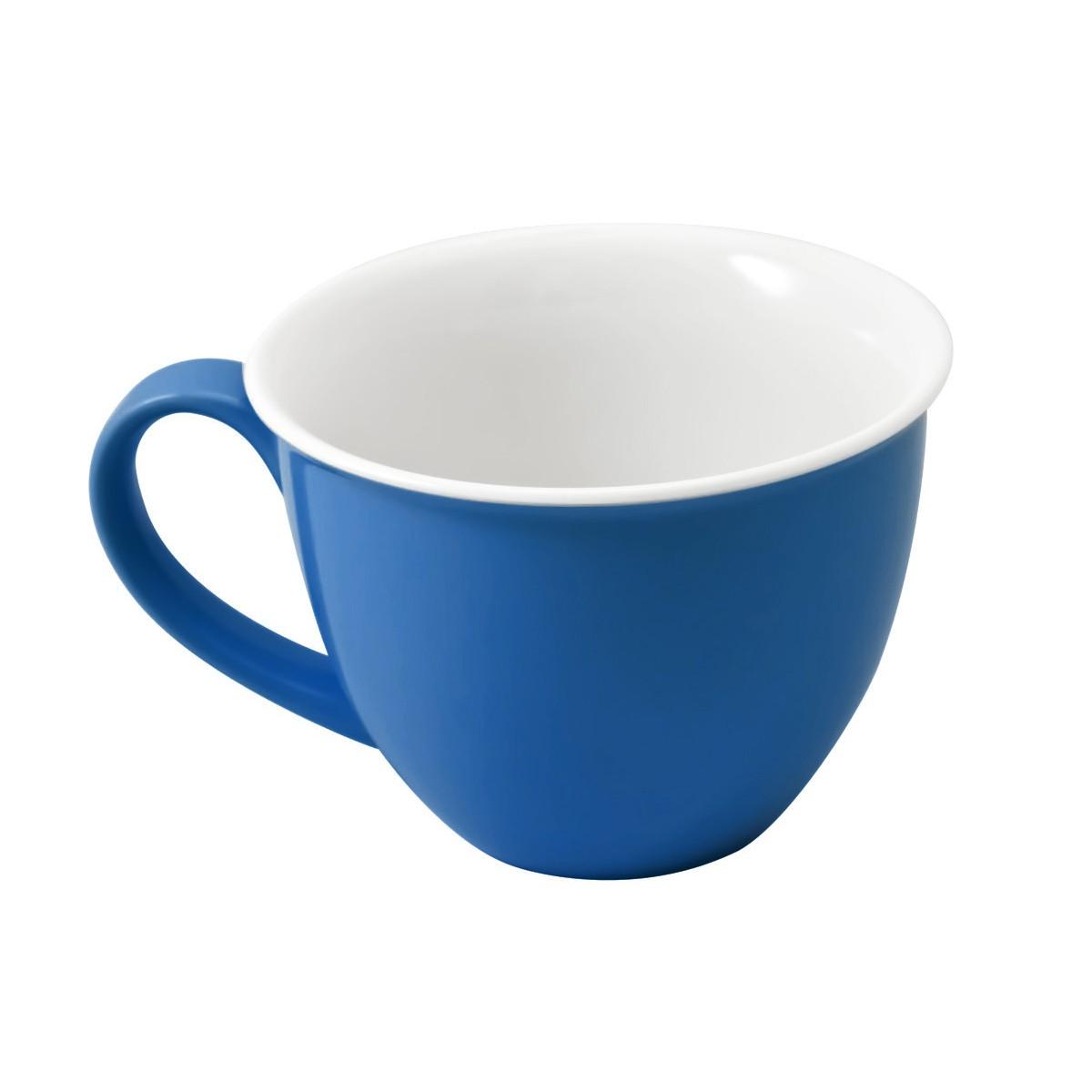 ritzenhoff breker flirt geschirr serie doppio porzellan indigo blau einzeln ebay. Black Bedroom Furniture Sets. Home Design Ideas