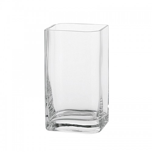 leonardo vase lucca aus glas eckig klar 20 x 11 x 9 5 cm transparent 1 st. Black Bedroom Furniture Sets. Home Design Ideas