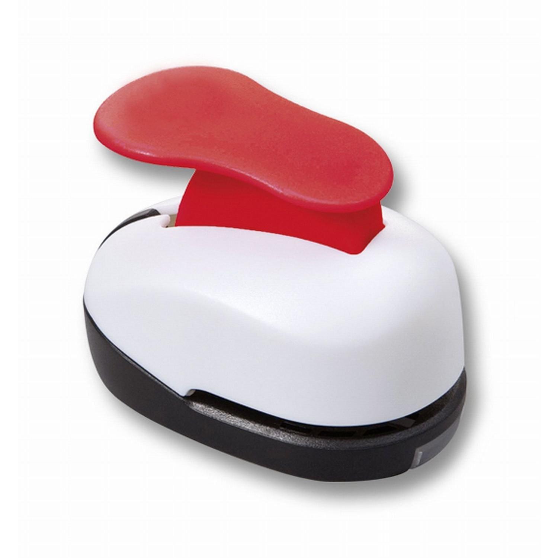 folia mini motivstanzer weihnachtsmotive 9mm tanne. Black Bedroom Furniture Sets. Home Design Ideas