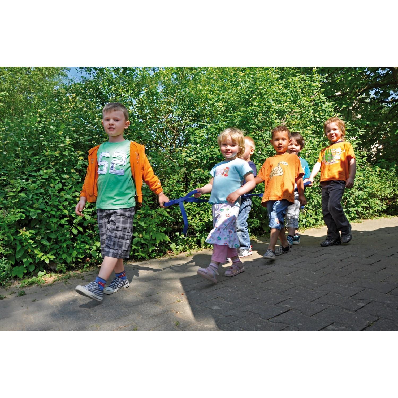 eduplay spazierengehen sicherheitsleine f r 6 kinder spielzeug outdoor sport garten spielplatz. Black Bedroom Furniture Sets. Home Design Ideas