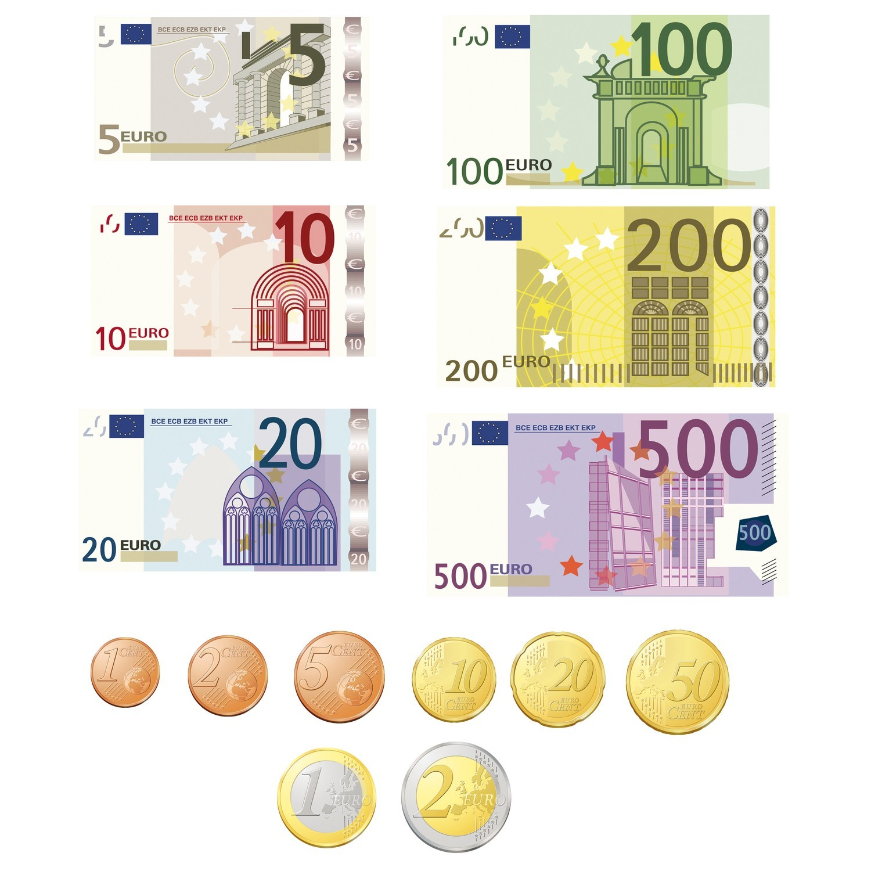 Spielgeld Zum Ausdrucken Euro Scheine — hylen.maddawards.com